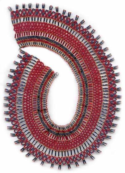 Prototype of Collar for Vesniwka Choir